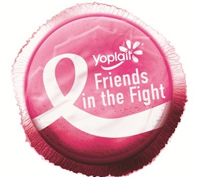 Komen Nebraska thanks General Mills and its Friends in the Fight Program