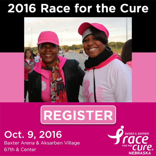 Register for the Race