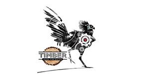 Timber Rooster Logo